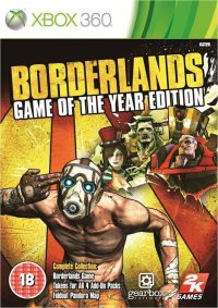 Borderlands: Game of the Year Xbox 360