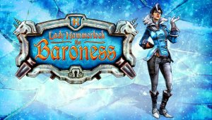 Lady Hammerlock ya es jugable en Borderlands: The Pre-Sequel