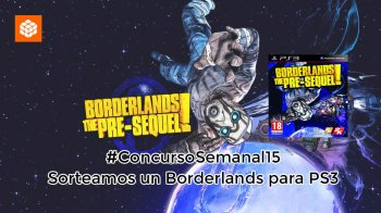 Ganador del Borderlands: The Pre-Sequel del concurso semanal