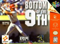 Bottom of the 9th Nintendo 64
