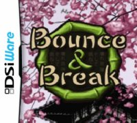 Bounce & Break Nintendo DS