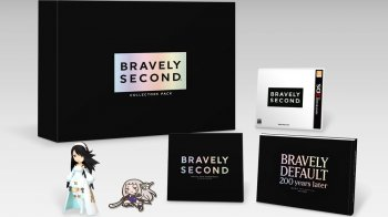 Bravely Second End Layer debuta en Japón (20-04 al 26-04)