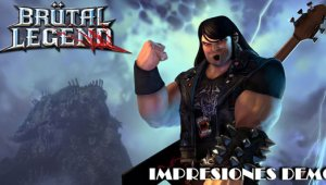 Brutal Legend DEMO