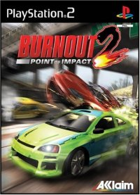 Burnout 2: Point of Impact Playstation 2