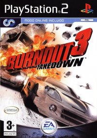 Burnout 3: Takedown Playstation 2