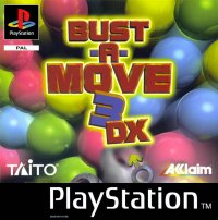 Bust-A-Move 3 DX Playstation