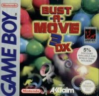 Bust-A-Move 3 DX Game Boy