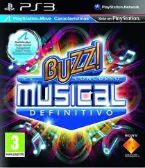Buzz!: El Concurso Musical Definitivo