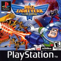 Buzz Lightyear Guardianes del Espacio Playstation