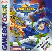Buzz Lightyear Guardianes del Espacio Game Boy Color