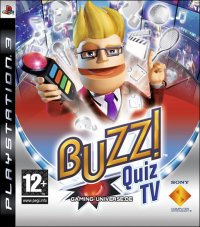 Buzz!: Quiz TV PS3