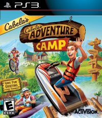 Cabela's Adventure Camp PS3