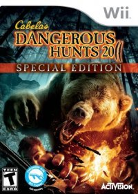 Cabela's Dangerous Hunts 2011 Wii