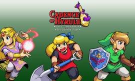 Análisis Cadence of Hyrule: Crypt of the NecroDancer (Switch)