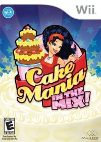 Cake Mania: In the Mix! Wii