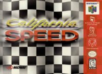 California Speed Nintendo 64