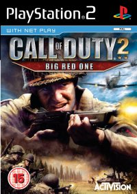 Call of Duty 2: Big Red One Playstation 2