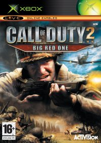 Call of Duty 2: Big Red One XBox