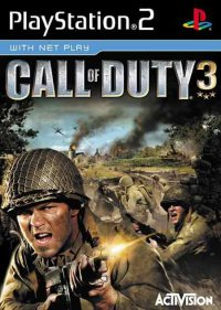Call of Duty 3 Playstation 2