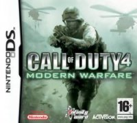 Call of Duty 4: Modern Warfare Nintendo DS