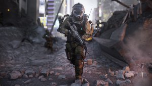 Call of Duty: Advanced Warfare sigue mostrando su futurista guerra