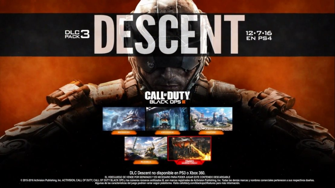 DLC Descent