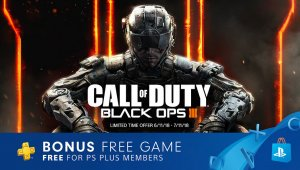 Call of Duty Black Ops 3 gratis para los miembros del servicio PS Plus
