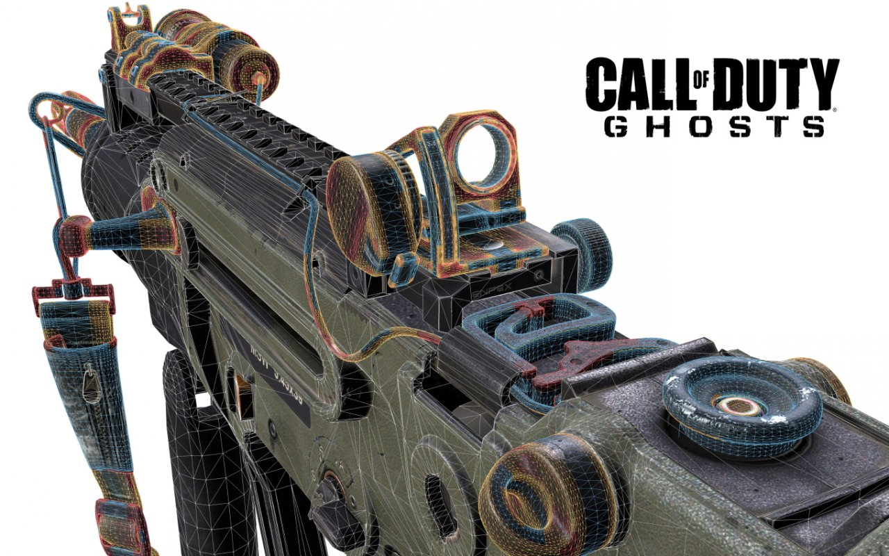 Filtradas Las Armas Del Modo Multijugador De Call Of Duty Ghosts