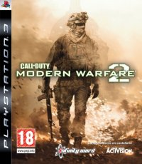 Call Of Duty Modern Warfare 2 PS3