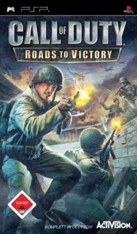 Call of Duty: Roads to Victory PSP