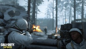 Top ventas juegos Reino Unido (2017/11/17): Call of Duty: WWII sigue liderando las ventas