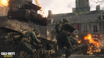 Call of Duty WWII: Fecha de la beta abierta en PC