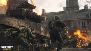 Call of Duty: WWII celebra un fin de semana gratuito en Steam