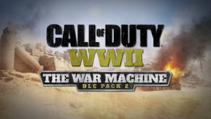Call of Duty: WWII - Primer tráiler del pack de mapas The War Machine
