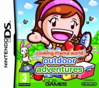 Camping Mama: Outdoor Adventures Nintendo DS
