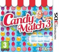 Candy Match 3 Nintendo 3DS