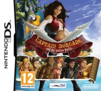 Captain Morgane and the Golden Turtle Nintendo DS