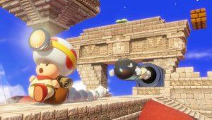 Nintendo Switch: Captain Toad Treasure Tracker recibe su nuevo DLC