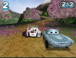 Cars 2 DS - Ingame #1