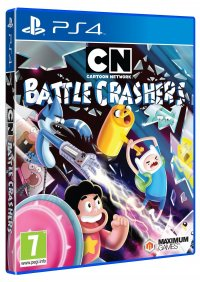 Cartoon Network: Battle Crashes PS4