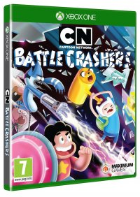 Cartoon Network: Battle Crashes Xbox One
