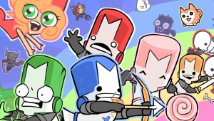 Castle Crashers anuncia su llegada a Nintendo Switch y PS4