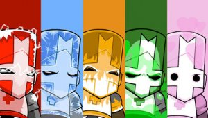 Castle Crashers Remastered anunciado para Xbox One