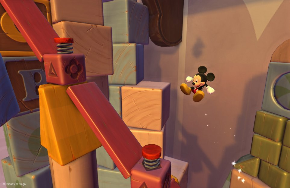 Castle of Illusion featuring Mickey Mouse