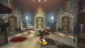 Video making of de Castle of Illusion