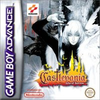 Castlevania: Aria of Sorrow Game Boy Advance