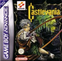 Castlevania: Circle of the Moon Game Boy Advance
