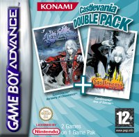 Castlevania: Double Pack Game Boy Advance