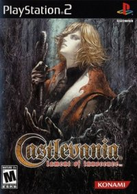 Castlevania: Lament of Innocence Playstation 2