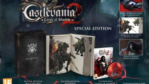 Confirmada la edición especial de Castlevania: Lords of Shadows 2